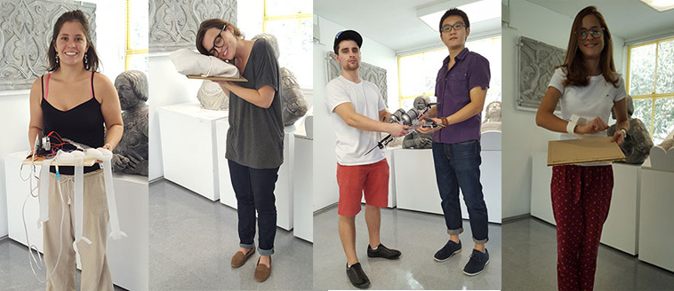 Summer Fabrication Studio Focuses on Assistive Medical Technology